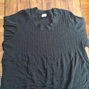 Woman's plus size sweater